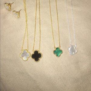 Jewelry - Van cleef alhambra style necklace